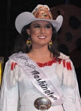 Amanda Emerson Miss Rodeo Washington 2011