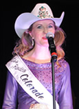 Kellsie Purdy, Miss Rodeo Colorado 2011