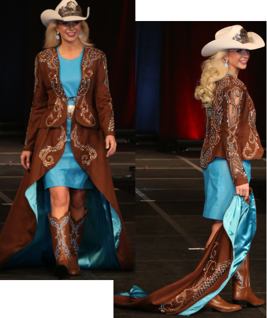 Keri Sheffield, Miss Rodeo America