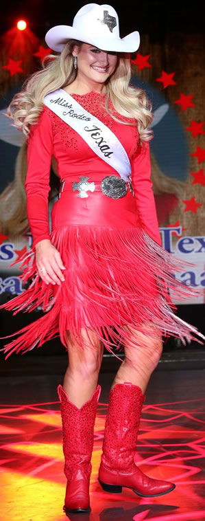 Lisa Lagaschaar, Miss Rodeo America 2017