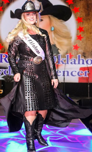 Sydney Spencer, Miss Rodeo Oklahoma 2016